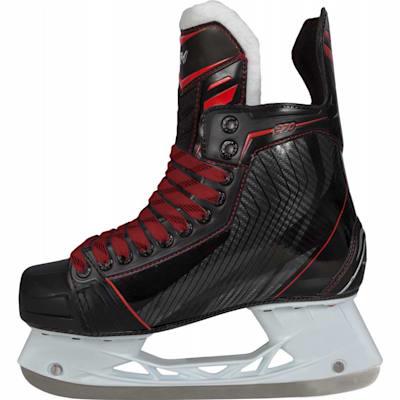 (CCM Jetspeed 270 Ice Hockey Skates - Junior)