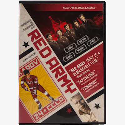 DVD (Red Army DVD)