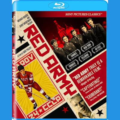 Blu-Ray (Red Army Blu-Ray)