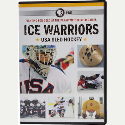 (Ice Warriors: USA Sled Hockey DVD)