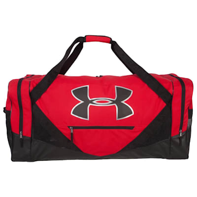 Front (Under Armour Deluxe Cargo Carry Bag - Senior)