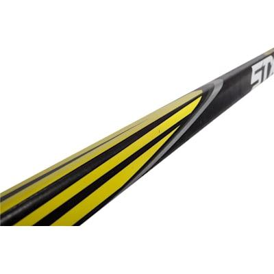 Mid Shaft (STX Stallion 100 Composite Hockey Stick - Junior)