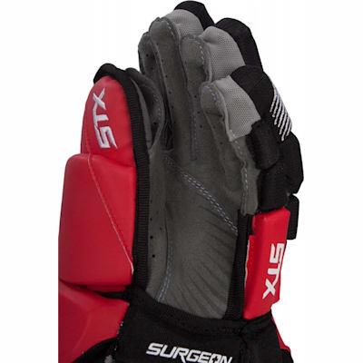 Palm (STX Surgeon 300 Hockey Gloves - Junior)