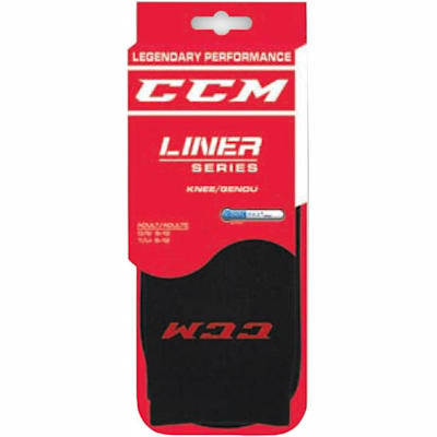 (CCM CoolMax Active Liner Knee Length Performance Socks - Youth)
