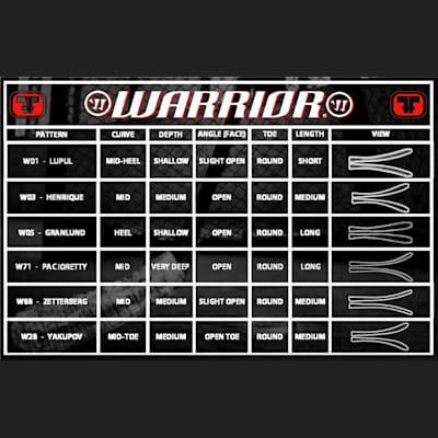 (Warrior Dynasty HD Pro Grip Composite Hockey Stick - Senior)