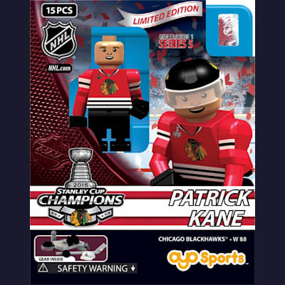 Patrick Kane (OYO Sports 2015 Stanley Cup Champions Chicago Blackhawks Limited Edition Mini Figures)