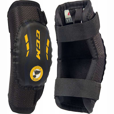 (CCM Blues Learn to Play Hockey Elbow Pads - Youth)