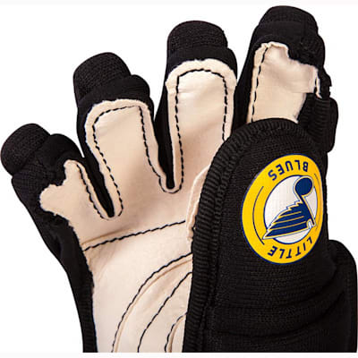 (CCM Little Blues Learn to Play Gloves - Junior)