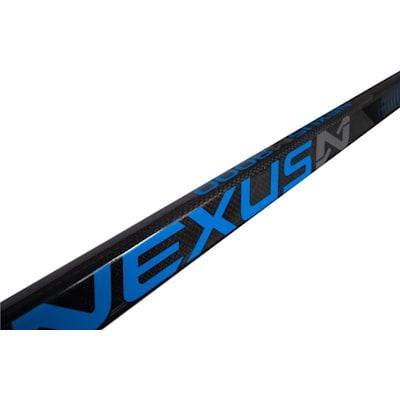 Lower Shaft (Bauer Nexus N8000 GripTac Composite Hockey Stick - 2016 - Junior)