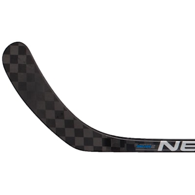 Backhand View (Bauer Nexus 1N Grip Hockey Stick - Junior)