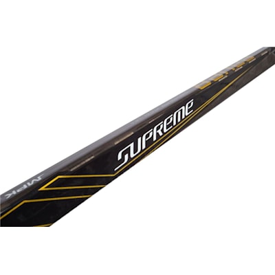 (Bauer Supreme 1S Grip Hockey Stick - 2016 - Junior)