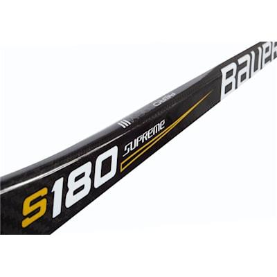 (Bauer Supreme S180 Grip Composite Hockey Stick - 2016 - Junior)