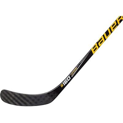 (Bauer Supreme S160 GripTac Composite Hockey Stick - 2016 - Intermediate)