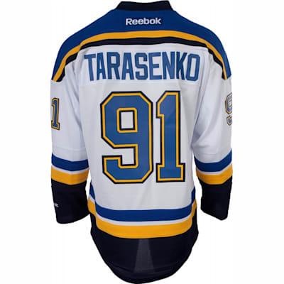 best service d095d f4fcd Reebok Vladimir Tarasenko St. Louis Blues Premier Jersey ...