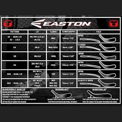 (Easton Stealth CX Grip Composite Stick - Chrome - Junior)