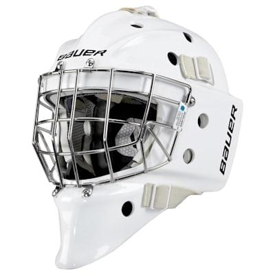 (Bauer Profile 960XPM Hockey Goalie Mask - Certified - Senior)