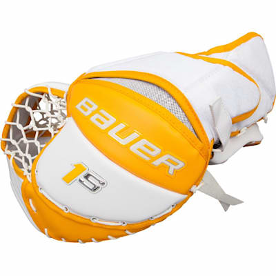 (Bauer Supreme 1S OD1N Hockey Goalie Catcher - Senior)