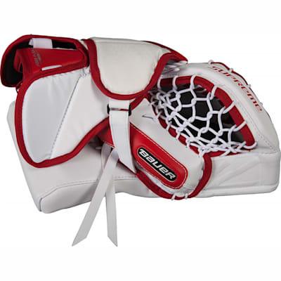 Bauer Supreme S190 Hockey Goalie Catcher - Senior | Hockey