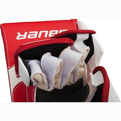 (Bauer Supreme S190 Goalie Blocker - Senior)