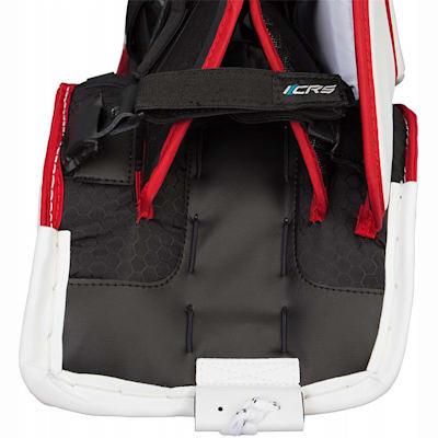 Bauer Supreme S190 Goalie Leg Pads - Intermediate | Pure