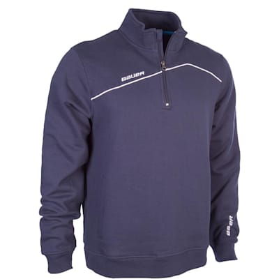 (Bauer Core 1/4 Zip Pullover Sweatshirt - Boys)