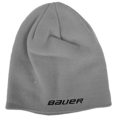 Light Grey (Bauer Toque Knit Hat - Adult)