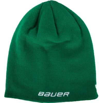 Green (Bauer Toque Knit Hat - Adult)