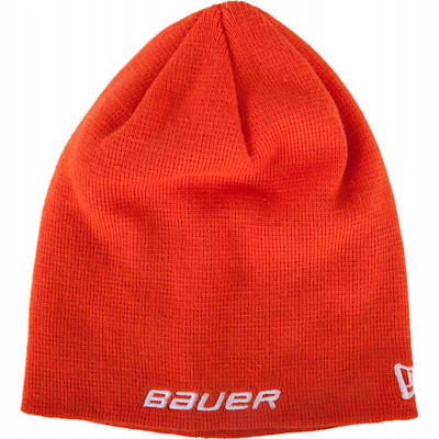Orange (Bauer Toque Knit Hat - Adult)