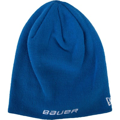 Blue (Bauer Toque Knit Hat - Adult)