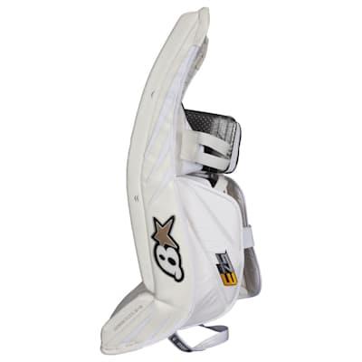 Outer Side (Brians Sub Zero Pro 3 Goalie Leg Pads - Senior)