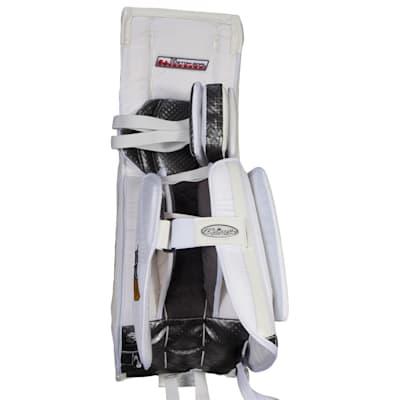Backside (Brians Sub Zero Pro 3 Goalie Leg Pads - Senior)