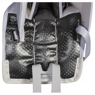 Boot Detail (Brians Sub Zero Pro 3 Goalie Leg Pads - Senior)
