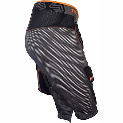 (Shock Doctor Ultra Power Stride Jock Shorts w/AirCore Cup - Mens)