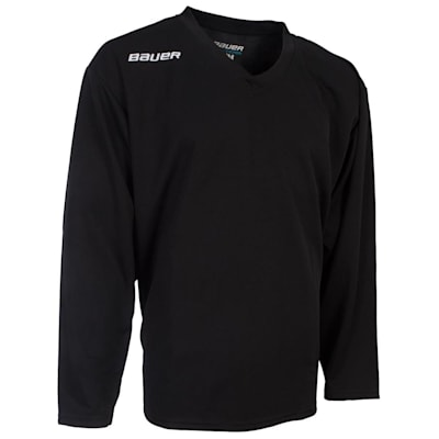 Black (Bauer 200 Series Core Practice Jersey - Senior)