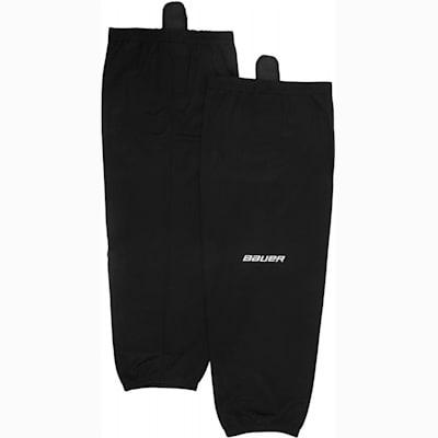 Black (Bauer 600 Series Premium Socks - Junior)