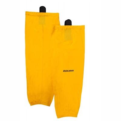 Gold (Bauer 600 Series Premium Socks - Junior)