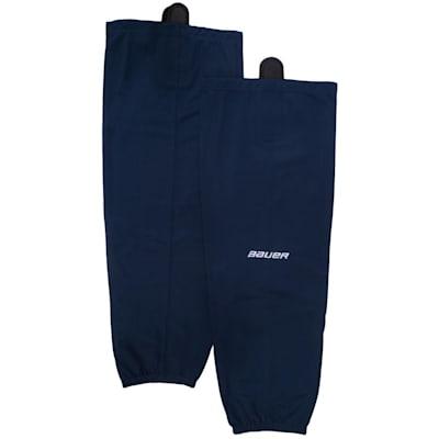 Navy (Bauer 600 Series Premium Socks - Junior)