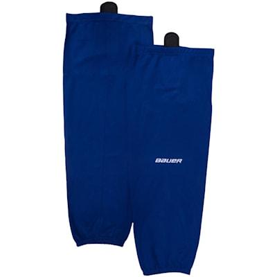 Blue (Bauer 600 Series Premium Socks - Senior)