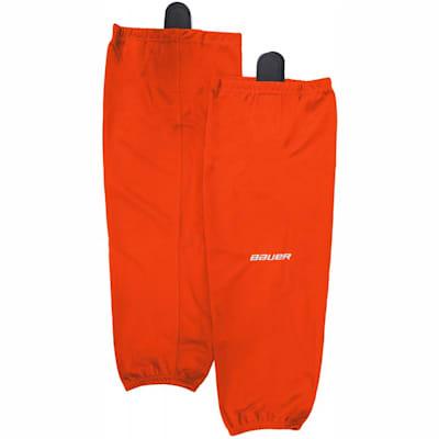 Orange (Bauer 600 Series Premium Socks - Senior)