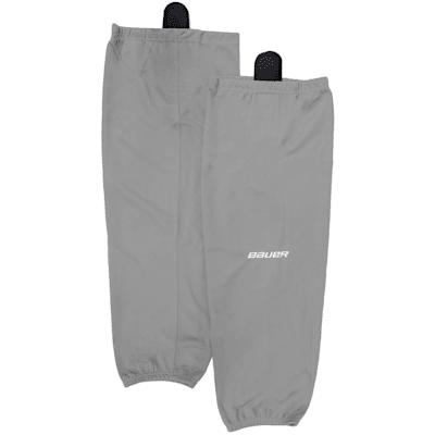 Silver (Bauer 600 Series Premium Socks - Senior)