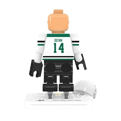 (OYO Sports Dallas Stars NHL Mini Figures - Away Jersey)