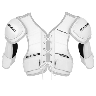 (Sher-Wood 5030 HOF Hockey Shoulder Pads - Senior)
