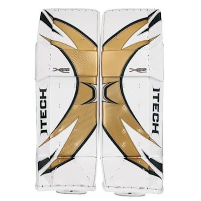 (Itech 12.8 X-Wing Pro Goalie Leg Pads - Senior)