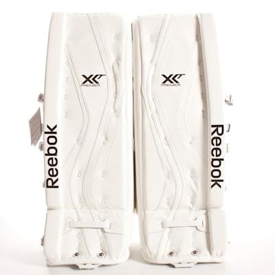 XLT GOAL PADS SR (Reebok XLT Premier Goalie Leg Pads - Senior)