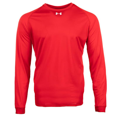 (Under Armour Locker Room Long Sleeve - Youth)