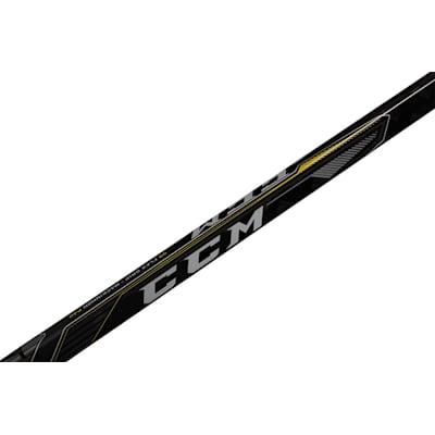 (CCM Super Tacks Grip Composite Hockey Stick - Intermediate)