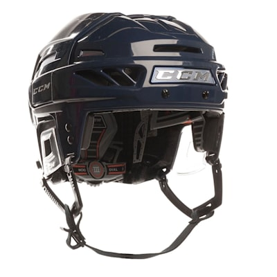 Navy/Navy (CCM FitLite 3DS Hockey Helmet)