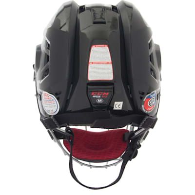 (CCM RES 110 Hockey Helmet Combo)