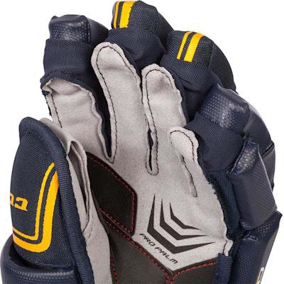 (CCM QuickLite 290 Hockey Gloves - Junior)