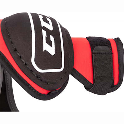(CCM QuickLite 230 Hockey Shoulder Pads - Youth)
